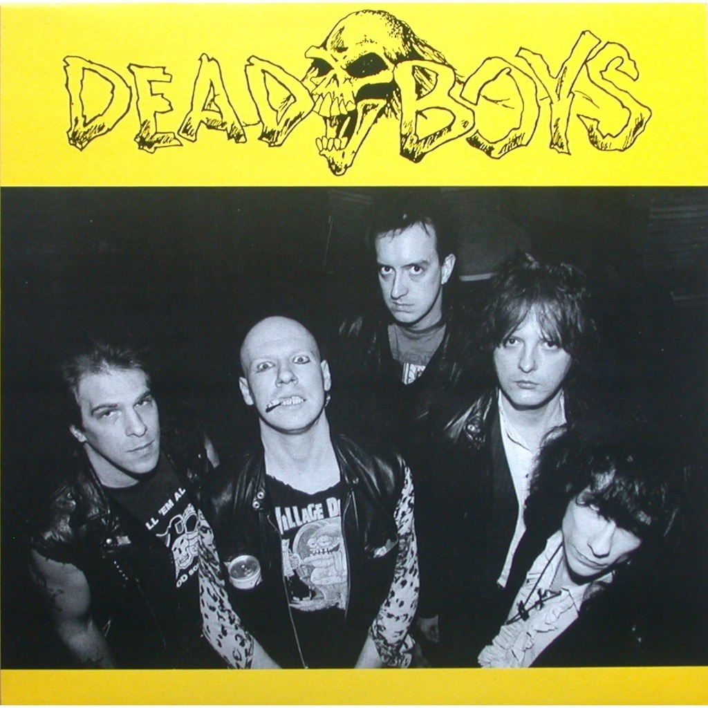 The Dead Boys - Search and Destroy